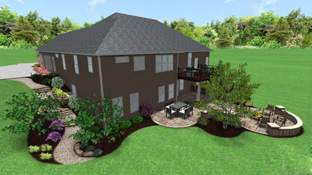 Lowenoak 3D Landscaping